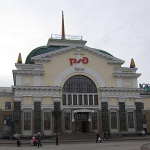 Железнодорожные вокзалы Маджалиса