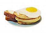 Лесная усадьба - иконка «завтрак» в Маджалисе